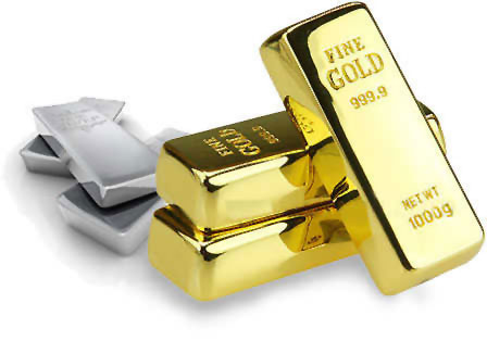 Trading gold on forex